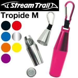 StreamTrail ストリームトレイル モバイルアッシュトレイ 携帯灰皿 TROPIDE M|maniac