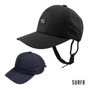 サーフハット SURF8 サーフエイト 80S3U1 SUMMER SURF CAP サマーサーフキャップ 帽子 撥水|maniac