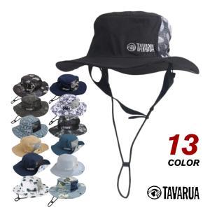 TAVARUA タバルア TM1005 スタンダードサーフハット UVケア メンズサイズ 男性用|maniac