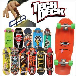 TECH DECK テックデッキ Vol.3 スケートボード フィンガーボード 約96mm スタンダードタイプ コンプリート 指スケ スケボー