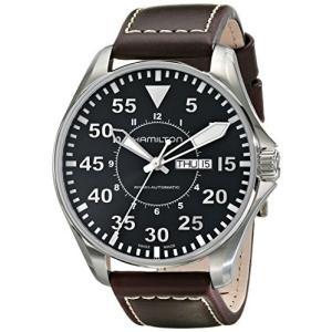 当店1年保証 ハミルトンHamilton Men's H64715535 Khaki Pilot B...