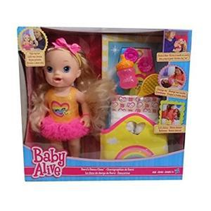 ベビーアライブ 赤ちゃん おままごと B3099 Baby Alive Darcis Dance Class Blonde Hair Doll|maniacs-shop
