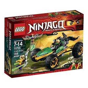 今だけポイント10倍 レゴLEGO Ninjago Jungle Raider Toy Discontinued by manufacturer の商品画像|ナビ
