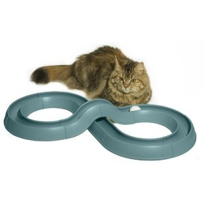 猫おもちゃ ネコ ねこ 88151 Bergan Turbo Track Cat Toy|maniacs-shop