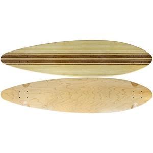 ロングスケートボード スケボー 海外モデル D099-DECK TGM Skateboards Moose Longboard 9.5