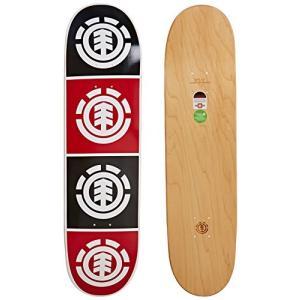 デッキ スケボー スケートボード BPTWQQAD Element Quadrant #14 Skateboard Deck maniacs-shop