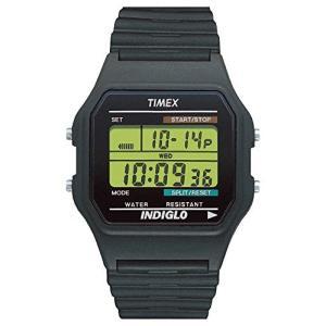 タイメックス Timex メンズ腕時計 デジタルクロノグラフ ケース34mm T75961|maniacs-shop