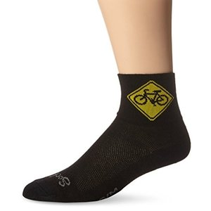 チェーン パーツ 自転車 Shareb SockGuy, Classic Socks, 3-Inch Cuff Height - Large/X-Large, Share the|maniacs-shop
