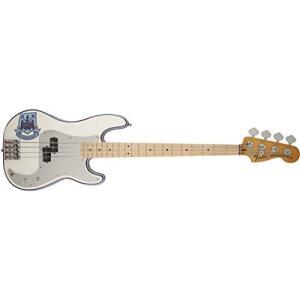 フェンダー エレキベース アメリカ 0141032305 Fender Steve Harris Precision Bass, Maple Neck, Oly maniacs-shop