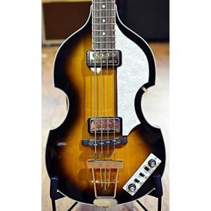 カール・ヘフナー エレキベース アメリカ HOF-HCT-500/1-SB Hofner HOF-HCT-500/1-SB 4-String Bas maniacs-shop
