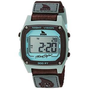 フリースタイル Freestyle 腕時計 シャーククリップ 10026748 グレーブルー メンズ レディース|maniacs-shop