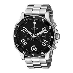 ニクソン Nixon メンズ腕時計 レンジャークロノ A549000-00|maniacs-shop
