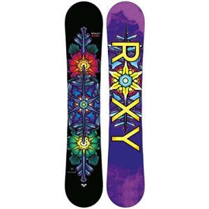 スノーボード ウィンタースポーツ ロクシー 6231415 2017 Roxy Radiance 148cm Womens Snowboard|maniacs-shop