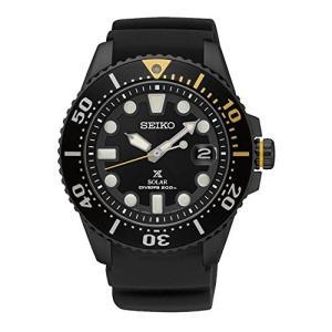 腕時計 セイコー メンズ Seiko-SNE441_E1 Seiko SNE441 Prospex Men's Watch Black 43.5mm Stainless Steel|maniacs-shop