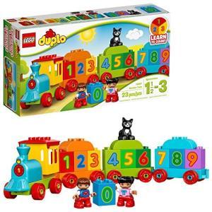 レゴ  はじめてのデュプロ かずあそびトレイン 10847 23ピース LEGO DUPLO 大きめブロック おもちゃ 子ども|maniacs-shop