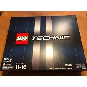 レゴ テクニックシリーズ 41999 LEGO Technic 4x4 Crawler Exclusive Edition Set 41999|maniacs-shop