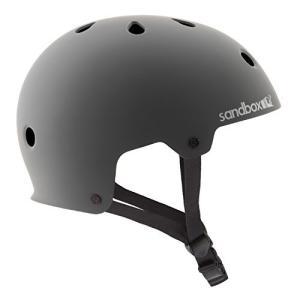 ウォーターヘルメット 安全 マリンスポーツ SANDBOX Legend Low Rider Helmet, Grey, Large|maniacs-shop