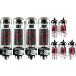 真空管 ギター・ベース アンプ 4308829626 Marshall JVM410H Tube Set. JJ Tubes (x4 E34L, x5 12AX7), maniacs-shop