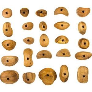 海外正規品 並行輸入品 アメリカ直輸入 WOOD025 Metolius Wood Grips - 25 WOOD025 maniacs-shop