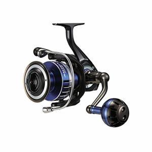 リール Daiwa ダイワ SALTIGA8000DF Daiwa SALTIGA8000DF Saltwater Spinning Fishing Reel, 25-30 lb, Blue|maniacs-shop