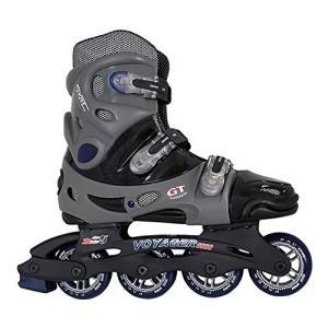 インラインスケート 海外正規品 並行輸入品 1033457 Pacer Voyager Inline Skates - Size Kids J1|maniacs-shop
