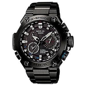 カシオ CASIO G-shock MR-G  GPSハイブリッド電波ソーラー 腕時計 ケース54.7mm MRG-G1000B-1ADR|maniacs-shop