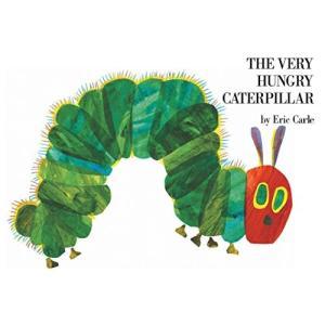 今だけポイント10倍 海外製絵本The Very Hungry Caterpillar
