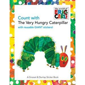 今だけポイント10倍 海外製絵本Count with the Very Hungry Caterpi...
