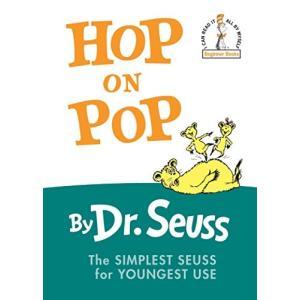 海外製絵本Hop on Pop  (I Can Read It All By Myself)