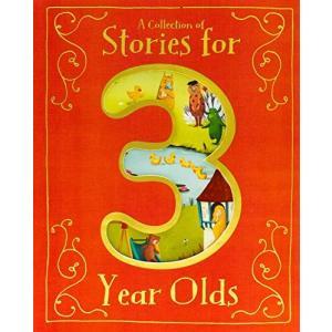 海外製絵本 知育 英語 illustrations Collection Of Stories For 3 Year Olds|maniacs-shop