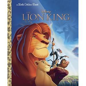 海外製絵本 知育 英語 4786264 The Lion King (Little Golden Book)|maniacs-shop