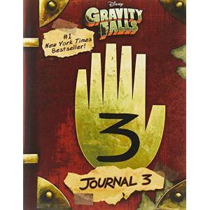 グラビティフォールズ ジャーナル3 Gravity Falls 本 英語 ハードカバー ディッパーとメイベル双子の姉弟 8-12歳|maniacs-shop
