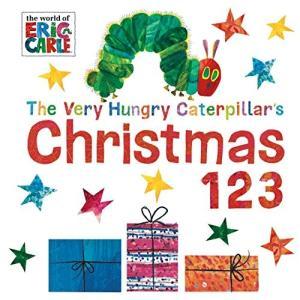 はらぺこあおむし クリスマス123 絵本 エリック・カール 数字をまなぶ絵本|maniacs-shop
