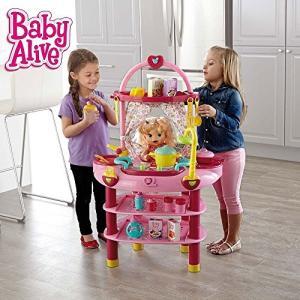 ベビーアライブ 赤ちゃん おままごと D84690 Baby Alive Cook N Care Set N|maniacs-shop