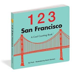 海外製絵本 知育 英語 FBA-|277425 123 San Francisco (Cool Counting Books)|maniacs-shop
