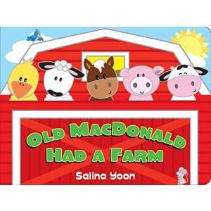 今だけポイント10倍 海外製絵本Old MacDonald Had a Farm (Salina Y...