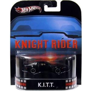 ホットウィール マテル ミニカー 1 Hot Wheels Retro Entertainment Knight Rider K.I.T.T.|maniacs-shop