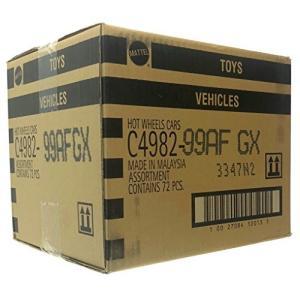 ホットウィール マテル ミニカー L2593 Mattel Hot Wheels 72 Count ...