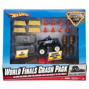 ホットウィール マテル ミニカー R9591 Hot Wheels Monster Jam Worl...