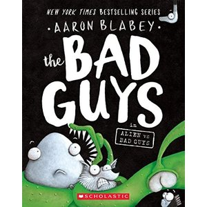海外製絵本 知育 英語 YES47515922 The Bad Guys in Alien vs Bad Guys (The Bad Guys #6) (6)|maniacs-shop