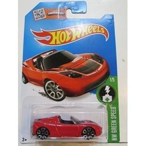 ホットウィール マテル ミニカー 362800 Hot Wheels 2016 Tesla Road...