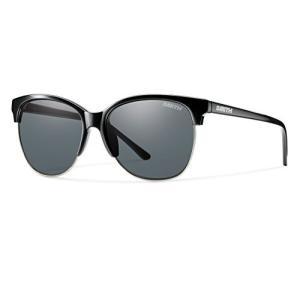スミス スポーツ 釣り Rebel Smith Optics Rebel Carbonic Polarized Sunglasses, Black, Gray maniacs-shop