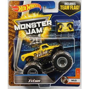 ホットウィール マテル ミニカー 43224-4857 Hot Wheels Monster Jam...