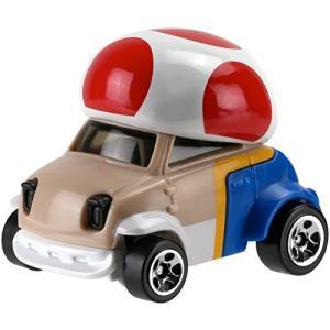 ホットウィール マテル ミニカー DMH78 Hot Wheels Mario Bros. Toad...
