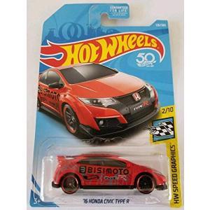 ホットウィール マテル ミニカー 43224-2109 Hot Wheels 2018 HW Spe...