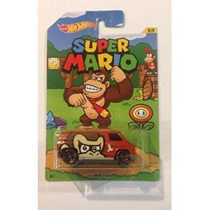 ホットウィール マテル ミニカー 10094671 Hot Wheels Super Mario S...
