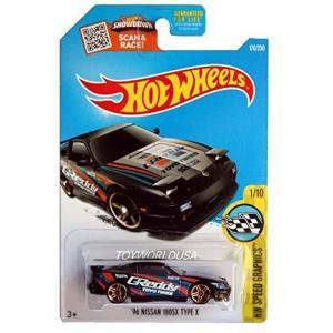 ホットウィール マテル ミニカー DHX76 Hot Wheels 2016 HW Speed Gr...