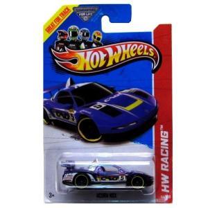 ホットウィール マテル ミニカー HW_2013_ANSX Hot Wheels HW Racing...
