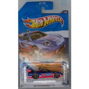 ホットウィール マテル ミニカー Hot Wheels 2011-131 HW Performanc...