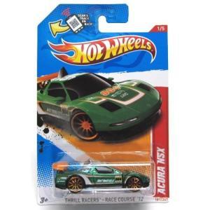 ホットウィール マテル ミニカー V5485 2012 Hot Wheels Thrill Race...